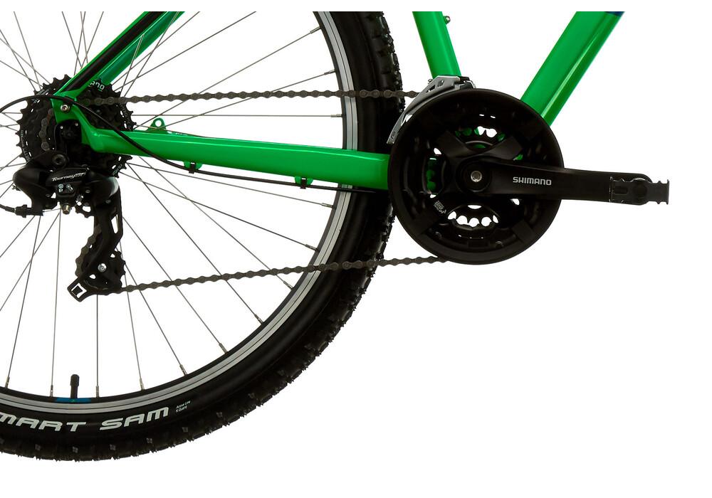 green fahrrader bewertung